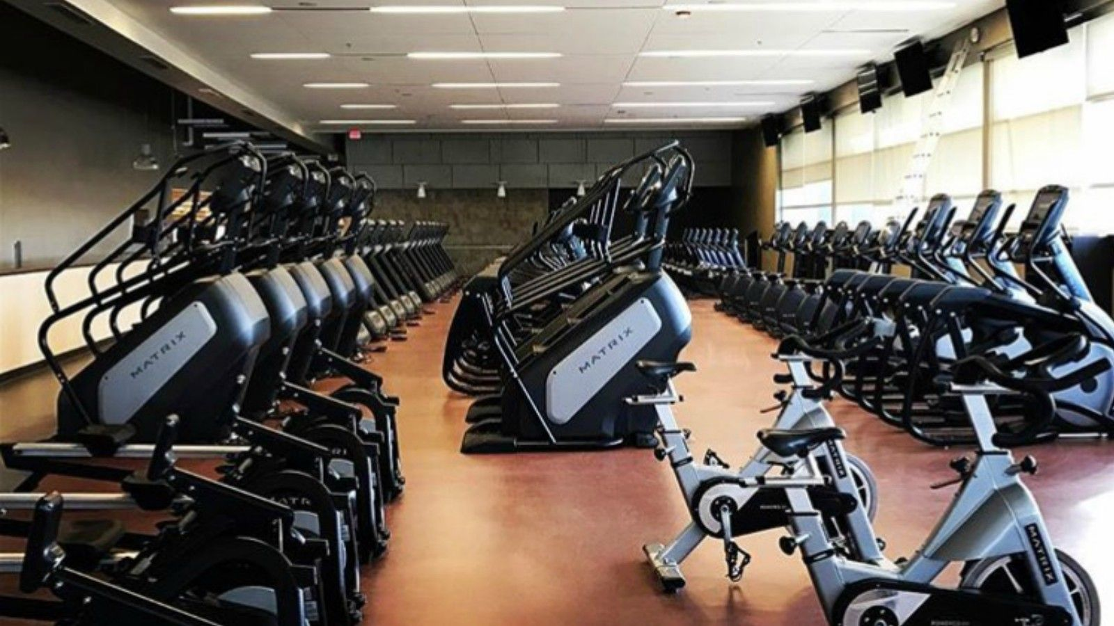 Williston Area Recreation Center - Fitness Center